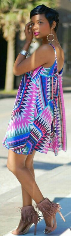 Fringe is In / Young at Style