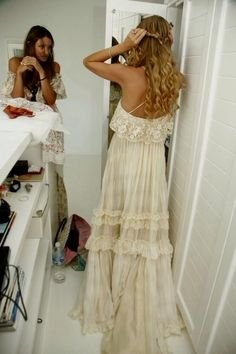 boho prom dress - Google Search