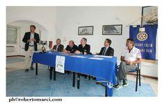 Conferenza stampa di presentazione della rotarycup 2015
