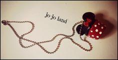Minnie mouse για το λαιμό!