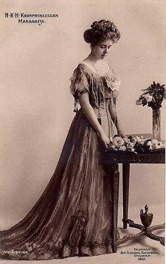 Crown Princess Margaret of Sweden