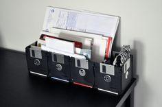 Floppy Disk Mail Catcher