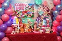 "Willy Wonka & Candyland / Birthday """"Willy Wonka's Candyland Wonderland"""" 