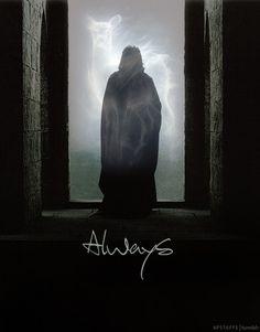 <b>Professor Snape</b> - hogwarts-professors Fan Art