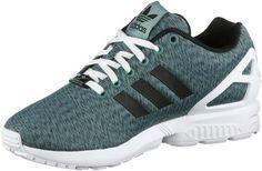 #ADIDAS #ORIGINALS #Damen #ZX #FLUX #W #Sneaker #grün