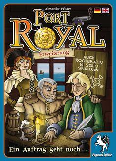 Port Royal - Ein Auftrag geht noch
