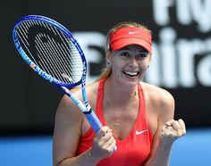 女子シングルス準決勝で勝ち、決勝進出を喜ぶシャラポワ=29日、オーストラリア・メルボルン(EPA=時事) ▼29Jan2015時事通信 シャラポワ、強気の攻めで圧倒=天敵セリーナに闘志-全豪テニス http://www.jiji.com/jc/zc?k=201501/2015012900799 #Australian_Open_2015 #2015澳网 #Maria_Sharapova #莎拉波娃 #莎娃 #Мария_Шарапова #シャラポワ #舒拉寶娃 #ماريا_شارابوفا #샤라포바