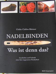 Uusi neulakinnaskirja - New Nalbinding Book