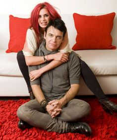 Pop pioneer: Gary and his wife Gemma consider leaving Britain Gary Numan, Jean Michel Jarre, Music Icon, Pop Rocks, Old Boys, Electronic Music, Rock Music, Techno, Cool Photos