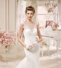 Wedding Dress Colet  COAB16210 2016