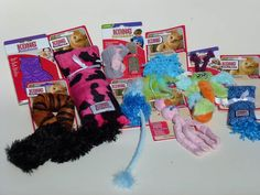 Did you know Kong made cat toys? - Make your cats happy at catsincare.com!
