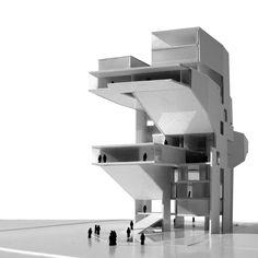 Galería - Tercer Lugar en Concurso público del diseño de nueva cinemateca distrital de Bogotá / Colombia - 4