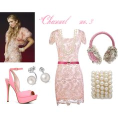 Scream queens series, channel #3 by yasminh1013 on Polyvore featuring polyvore, fashion, style, ALDO, Anne Klein, Bling Jewelry and Nirvanna Designs