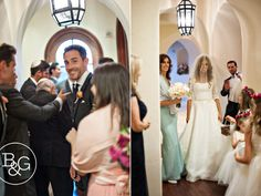 Laurenne & David, Part 2 - Bacara Resort & Spa Wedding, Santa Barbara Wedding Photographer www.BandGphotography.com