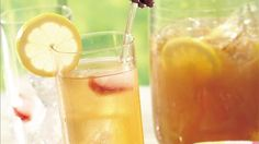 Enjoy this citrusy flavor iced tea– a refreshing beverage ready in 20 minutes.