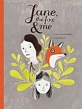 Helene, a quiet girl who loves to read, is an outcast at school. When she goes on a class trip to the woods, she encounters a fox. In an instant she feels a connection that is shattered by another girl. All seems lost, until, well, you'll have to read the book to find out. The story is a great one for middle school, and the illustrations are subtle and poignant.