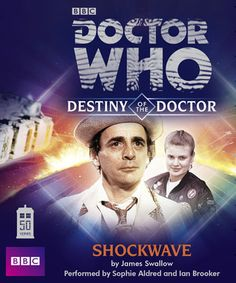 CD review: Doctor Who - Destiny of the Doctor   Stuff.co.nz