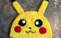 Pokémon Go Pikachu Beanie | We're Bright  At Home