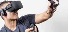 Oculus reveals finalised Rift design | Pocket Gamer.biz | PGbiz