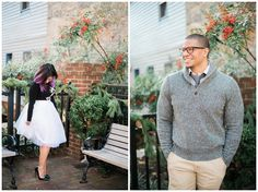 Engagement Session Outfit Inspiration | Tulle Skirt | Old Ellicott City Engagement | Fine Art DC Wedding Photographer Nichole Meredith