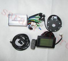 24V electric bike conversion kit , electric motor controller , electric bicycle conversion kit