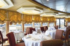 MSC Divina - Le Muse - MSC Yacht Club dedicated restaurant