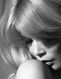 A Single Woman: Claudia Schiffer by Camilla Akrans for Vogue Germany June 2010