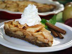 Gooey-Good Fuji Apple Pie from CookingChannelTV.com