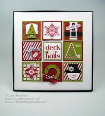 stampin up christmas card 2013