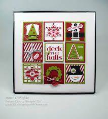 stampin up christmas card 2013