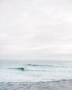 Winter on the coast.