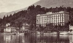 The history of Grand Hotel Tremezzo, charming hotel on Lake Como Comer See, Relaxing Holidays, Hotels, Lake Como, Grand Hotel, Art Nouveau, History, Travel, Mansions