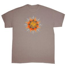 Grateful Dead GD Sun - Solid – Blue Mountain Dyes - Free Shipping over $10