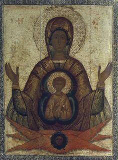 Богоматерь Знамение, Государственная Третьяковская галерея