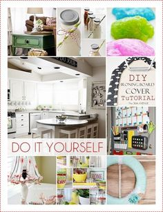 Home Projects… LOVE this!