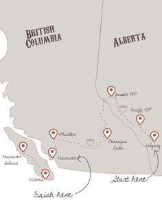 Discover BC & Alberta | The American Road Trip Company