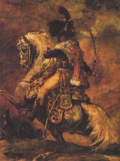 Géricault - Un romantique fou de chevaux - Herodote.net