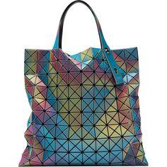 BAO BAO ISSEY MIYAKE PRISM AURORA TOTE SS16 bag $925