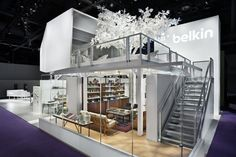 Belkin stand by Catalyst at 2012 CES, Las Vegas – Nevada