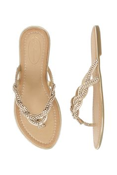 Pia Rossini Perfect Glamorous Summer Sandal, Here's 'Silvana' in gold - better book that pedicure we've been waiting for!
