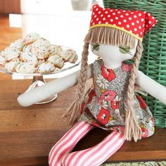 Babyology Christmas Gift Guide – one to two years rag dolls