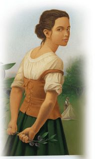 Gloria, the face of STAR's Original Olive Oil