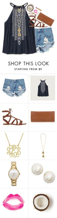 """the best people in life are free"" by smbprep ❤ liked on Polyvore featuring Boohoo, Abercrombie & Fitch, Gianvito Rossi, Tory Burch, Isabel Marant, Kate Spade, Topshop and Too Faced Cosmetics"