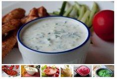 Zabudnite na omáčky z obchodu. Pripravte expresne 7 domácich omáčok. Zamilujete si ich ! – Báječne nápady Cheeseburger Chowder, Pesto, Food And Drink, Soup, Dressing, Vegetarian, Meals, Vegan, Cooking