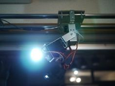 Autonomous lighting that moves to where you need it without even being told!