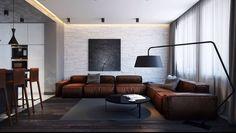 DTL MAN : Interior Design for Men.