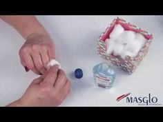 Paso a paso - Manicure en Casa - YouTube