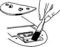 how-to take care of your sewing machine so you don't have to pay the repair man!