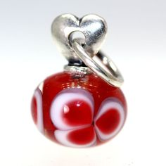 This is the actual bead you will get! Trollbeads Gallery - Valentine Love, red With A Twist:01, $69.00 (http://www.trollbeadsgallery.com/valentine-love-red-with-a-twist-01/)