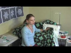 Quilting BIG Quilts on a Small Machine: Leah Day.